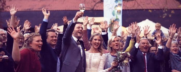 Hochzeitsfil – Julia & Ralf